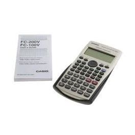 CALCULATRICE FINANCIERE CASIO FC100V
