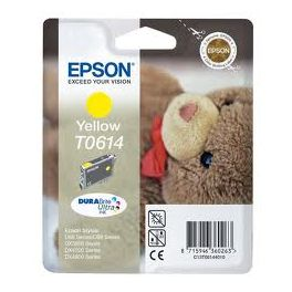 CART JE EPSON T0614 JAUNE OURS