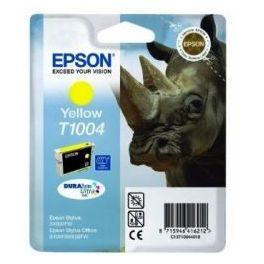 CART JE EPSON T1004 JAUNE RHINO