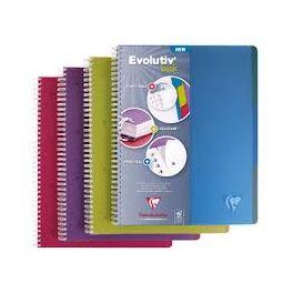 EVOLUTIV BOOK A4 5X5 240P 90G