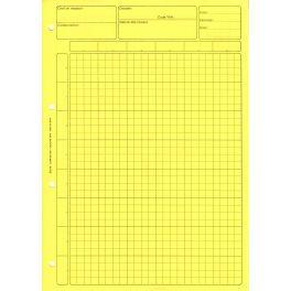 Bloc Audit 80 pages jaunes ELVE