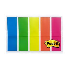 Marque-pages Post-It 5x20 Index